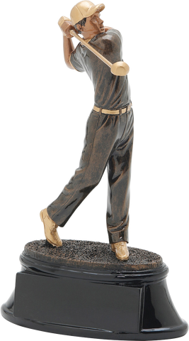 Golf, Male, Power Resin, Medium
