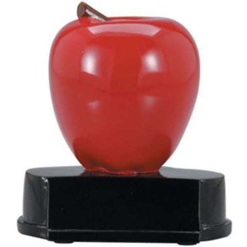 Apple Resin Trophy