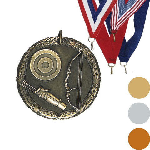 Archery XR Medal, 2""