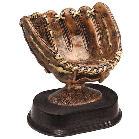 Baseball Holder Resin Trophy