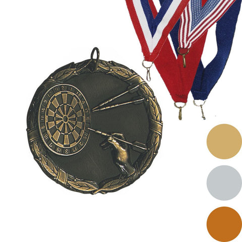 Darts XR Medal, 2""