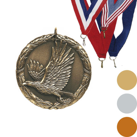 Eagle XR Medal, 2""