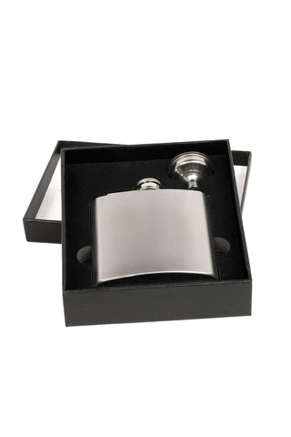 Flask Laser Engravable in Stainless Steel