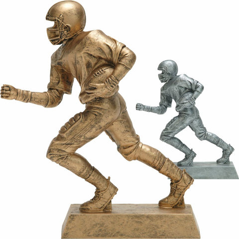 Football Runner, Male, Figure Resin in both colors