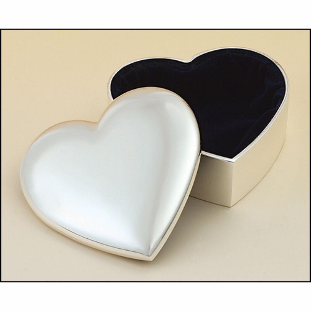 HeartShaped Jewelry Box Roberts Trophies