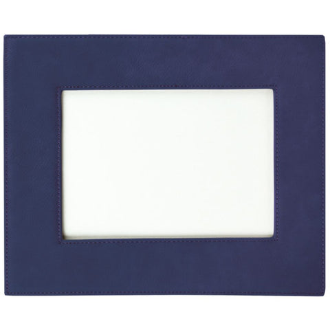 Leatherette Picture Frames, 3 Sizes, 12 Colors