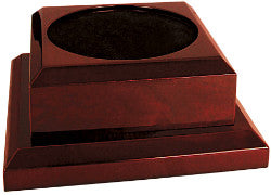 Royal Rosewood Piano Finished Pedestal Base