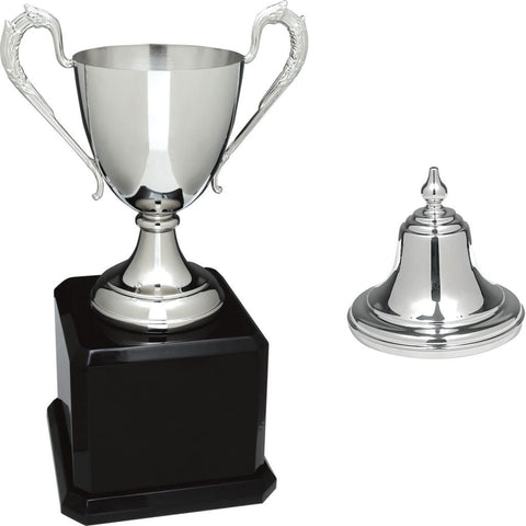 Swatkins Silver Cup with Royal Piano Finish Base