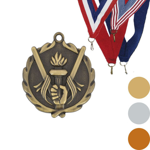 Victory Wreath Medal, 1 3/4""