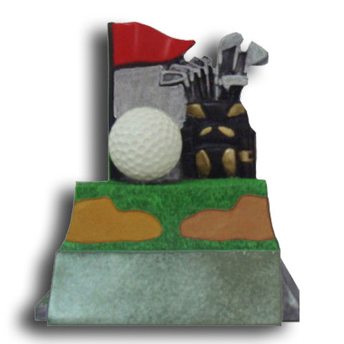 Golf Classic Resin