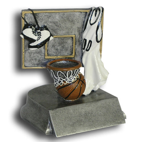 Basketball Classic Resin Trophy