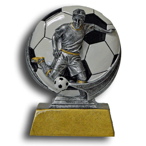 Soccer, Male, Full Color Motion Extreme Resin