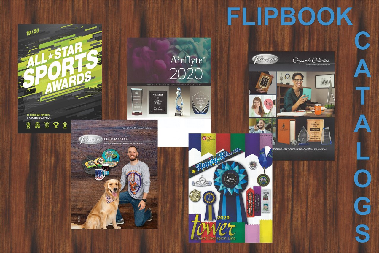 Vendor Flipbooks