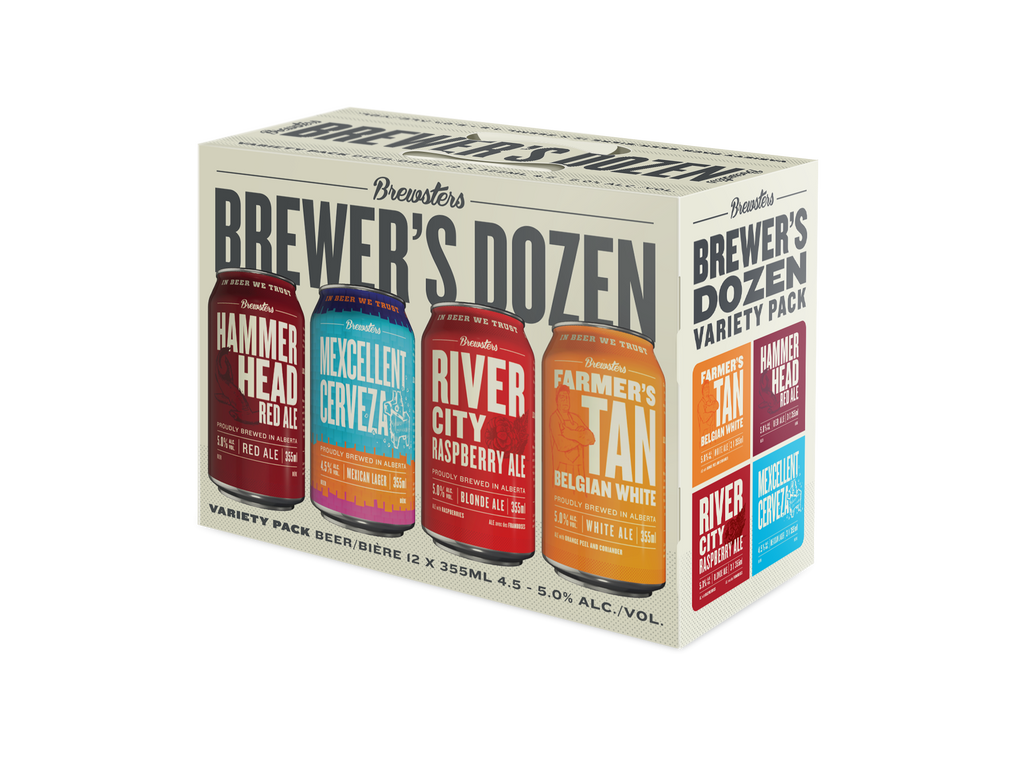 Brewer's Dozen (12)