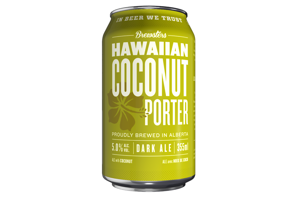 Hawaiian Coconut Porter 6-pack
