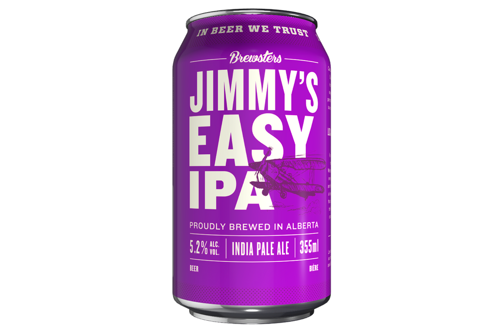 Jimmy's Easy IPA 6-pack