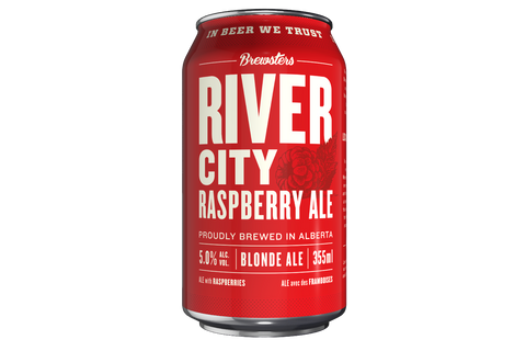 River City Raspberry 6-pack