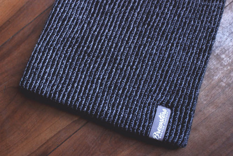 Black Slouch Toque