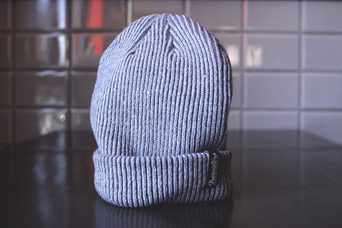 Steel Slouch Toque