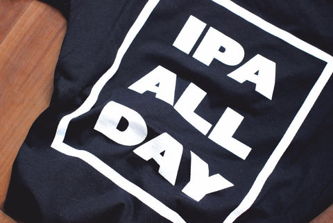 IPA ALL DAY Tee