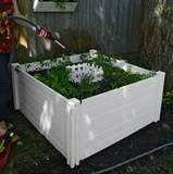 4' x 4' Compost Garden Bed - Great for Plants