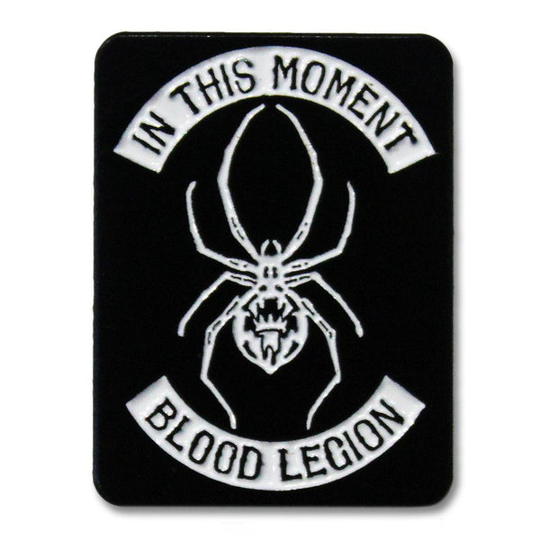 Blood Legion Lapel Pin