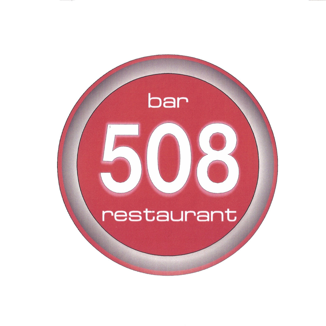 508 Bar + Restaurant Gift Card