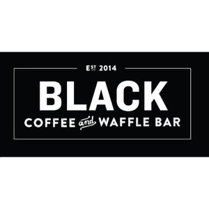 Black: Coffee & Waffle Bar Gift Card