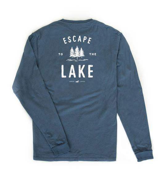 Escape to the Lake | Long Sleeve