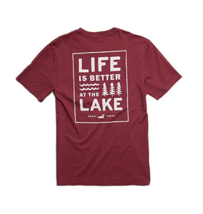 Lake Life | Short Sleeve