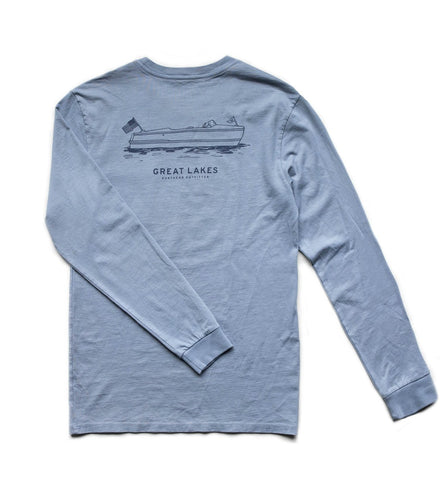 Vintage Boat | Long Sleeve