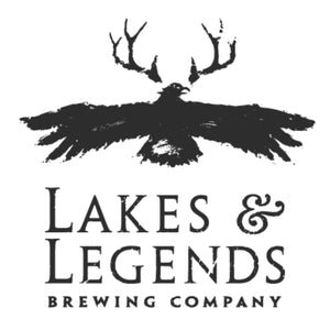 Lakes & Legends Brewing Gift Card