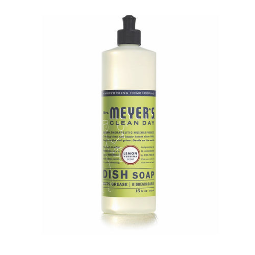 Mrs. Meyer's Liquid Dish Soap (16 oz)