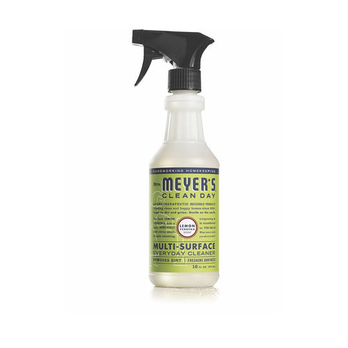 Mrs. Meyer's Multi-Surface Everyday Cleaner (16 oz) *Add-On Item Only*