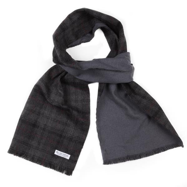 Lowry Hill Wool Reversible Scarf