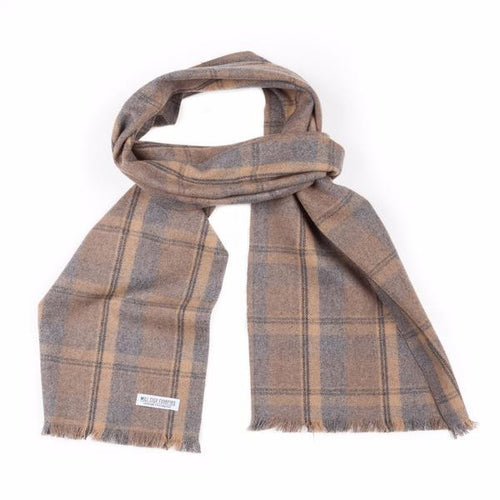 Marquette Wool Scarf