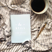 """Be Still"" Notebook"