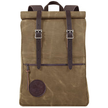 Duluth Pack Scout Roll-Top (Waxed Khaki) | Minnesota Mall