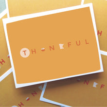 Thankful (6 Cards w/ Envelopes)