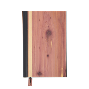 Classic Wooden Journal