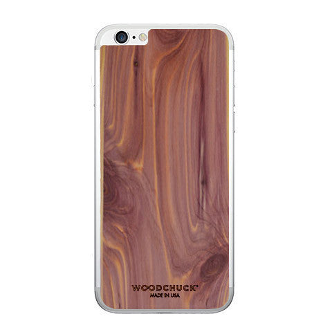 iPhone 6 Wooden Skin