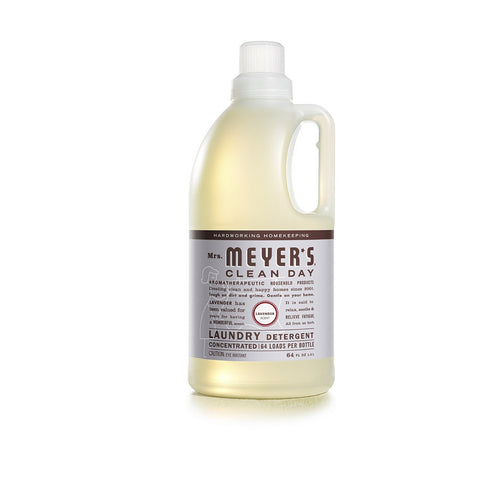 Mrs. Meyer's Laundry Detergent (64 load)