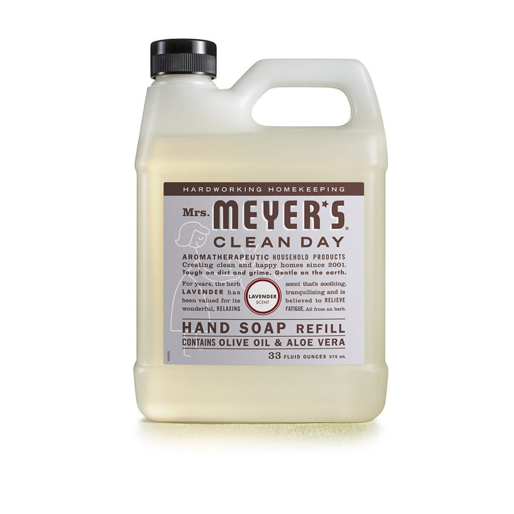 Mrs. Meyer's Hand Soap Refill (33 fl. oz) *Add-On Item Only*
