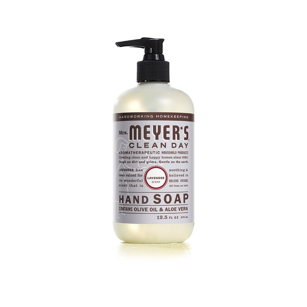Mrs. Meyer's Hand Soap (2 - 12.5 fl. oz bottles)