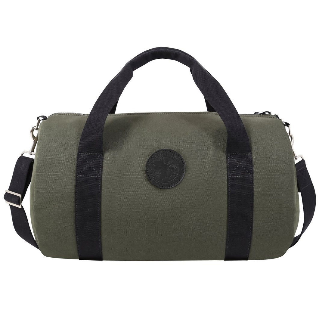 Duluth Pack Round Duffel (Olive Drab) | Minnesota Mall