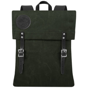 Duluth Pack Scout Pack (Waxed Olive Drab) | Minnesota Mall