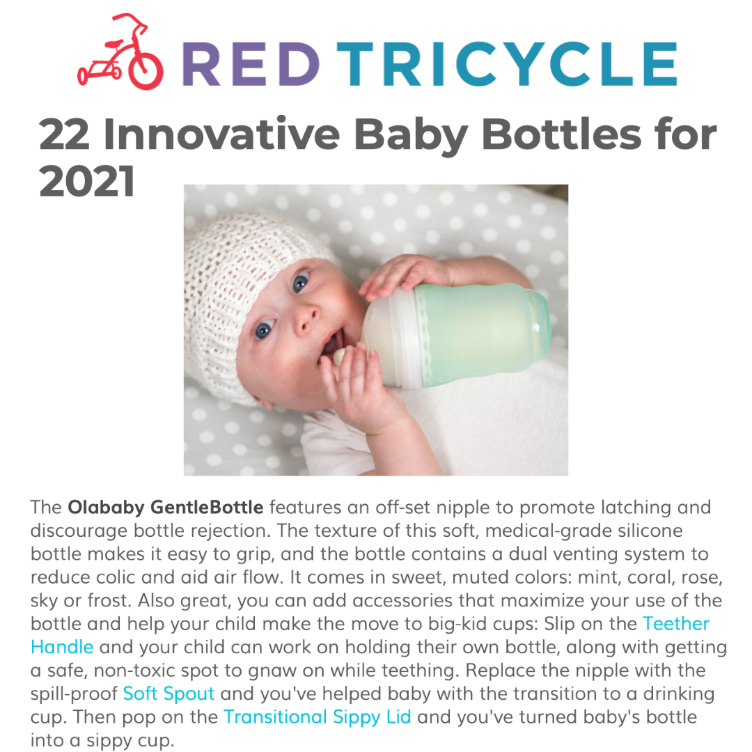 Red Tricycle: 22 Innovative Baby Bottles for 2021