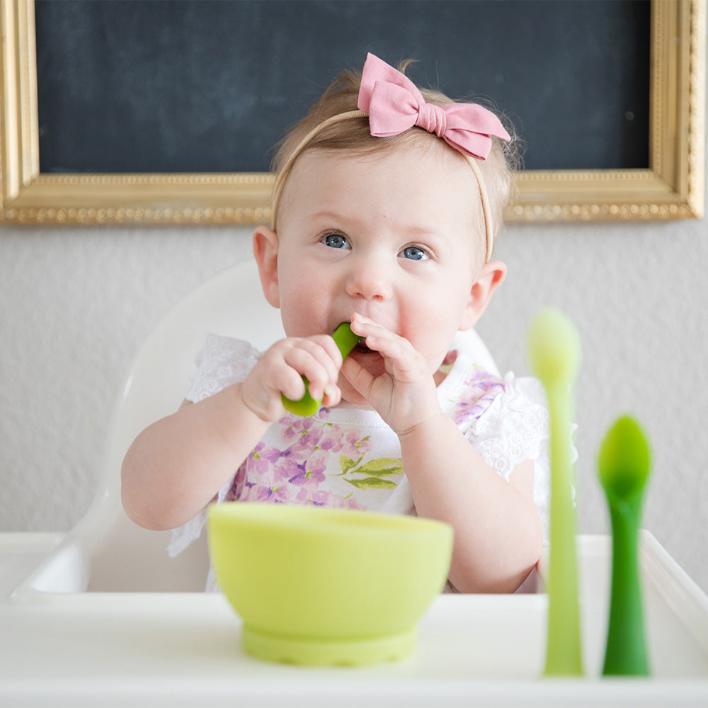 Tips To Be Responsive, Promote Independence And Sensorial Development While Spoon Feeding
