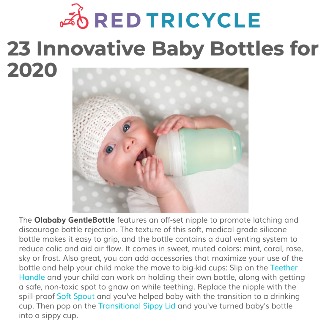23 Innovative  Baby Bottles for 2020