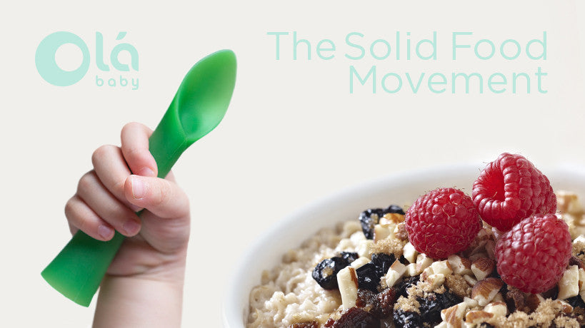 The Solid Food Movement